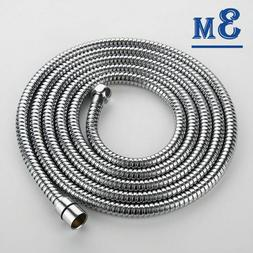 10FT Shower Head Hose Handheld Extra Long Stainless Steel Ba