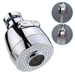 360 Rotation Faucet Booster Shower Head Sprinkler Water Savi