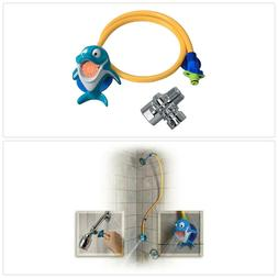 Rinse Ace 3901 My Own Shower Childrens Showerhead with 3-Foo