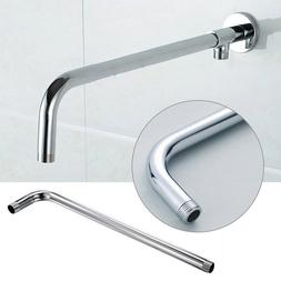 40cm/15.74'' Rainfall Shower Head Extension Arm Stainless St