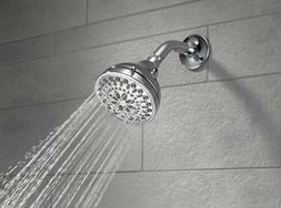 5 function shower head high pressure swivel