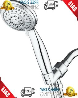 """5 Sprays Grohe Handheld Shower Head 59"""" Extra-Long Hose And"""
