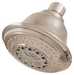LDR 520 1400BN Shower Head Adjustable Brushed Nickel Finish