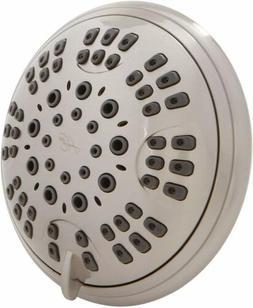 Aqua Elegante, 6 Function Adjustable Luxury Shower Head - Hi