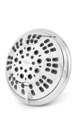 6 Function Luxury Shower Head  - Chrome