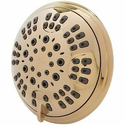 Aqua Elegante 6 Function Luxury Shower Head - Best High Pres