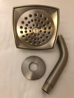 Moen 6325BN Brushed Nickel 2.0 GPM Single Function Shower He