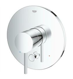 """Grohe 7 1/2"""" Dual Function Pressure Balance Trim with Contro"""