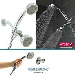 Delta 75530D Five Spray Massage Hand Shower/Shower Head Unit