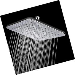 8 square rainfall style high efficiency rectangle