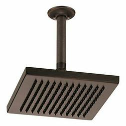 """Brizo 83341 Shower Head 8"""" Ceiling Mounted Rain Shower with"""