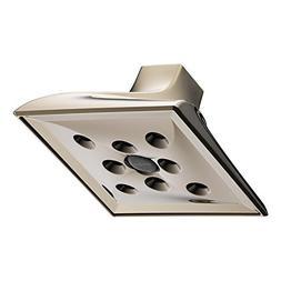 Brizo 87330 Single Function Rain Shower Head with H2Okinetic