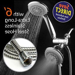 DreamSpa Luxury 36 Setting Large Showerhead and Hand-Shower