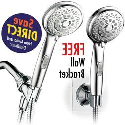 HotelSpa 7-setting AquaCare Series Spiral Handheld Shower He