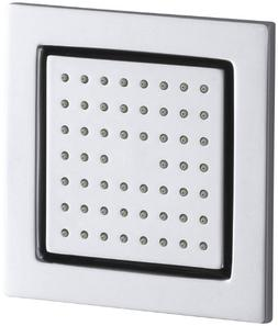 KOHLER K-8002-CP WaterTile 54-Nozzle Bodyspray, Polished Chr