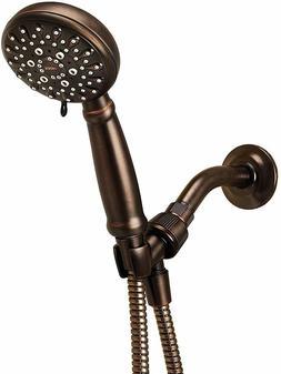 """Moen 23046BRB Banbury 5-Spray Hand Shower, 4"""", Mediterranean"""