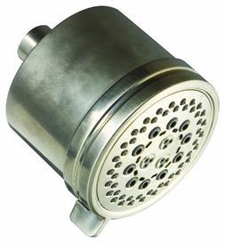 Pfister Explore 6-Function Showerhead, Brushed Nickel
