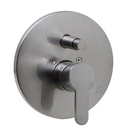 ALFI brand AB3101 Shower Valve Mixer with Rounded Lever Hand