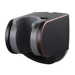 KES Adjustable Hand Shower Bracket Holder Wall Mount, Oil Ru