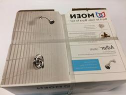 Moen Adler L82691 Shower Only Faucet Head Kit Brushed Nickel