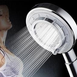 Aluminum Metal <font><b>Shower</b></font> <font><b>Head</b><