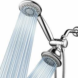 AquaStorm by HotelSpa 30-Setting SpiralFlo 3-Way HIGH PRESSU