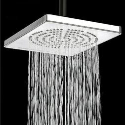 "AKDY® Bathroom 9"" Rectangle Multi-Function Waterfall Rainfa"