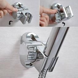 Bathroom Shower Head Bracket Wall Mount Holder Stand for Han
