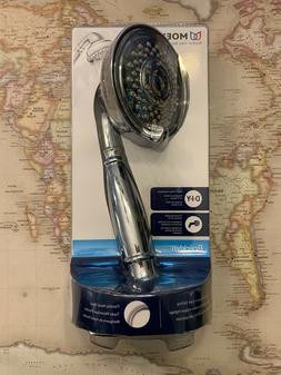 "Moen Brecklyn 8-Spray 4"" Single Wall Mount Handheld Shower H"