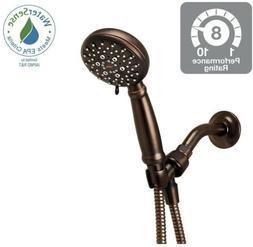 Moen Bronze Hand Held Shower Head 5 Setting Massage Wide Spr