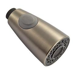 Rozin Brushed Nickel Replacement Kitchen Faucet Spray Head