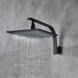 Brushed Nickel Big Ceiling Mounted 20 inch Rainfall Shower H