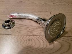 American Standard Chrome Shower Head A112.18.1 with Arm and