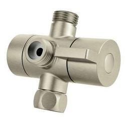 Moen CL703BN Shower Arm Diverter, Brushed Nickel