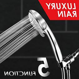 Detachable Hand held Shower Head Set Removable Sprayer with