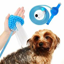 Dog Hair Pet Shower Washing Grooming Spray Hose Bath Tub Sin
