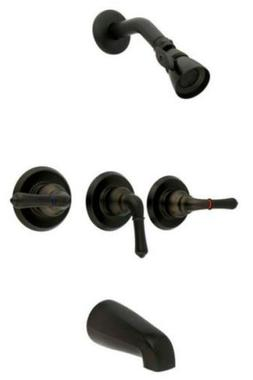 Elements of Design EB235 Magellan Tub and Shower Faucet with