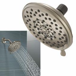 Peerless Faucet 3-Spray Deluxe Shower Head Bath Fixture in S