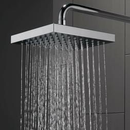 Delta 8 in. Fixed Shower Head Chrome Showerhead Rain Spray B