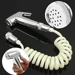 Handheld Portable Diaper Bidet Toilet Shattaf Sprayer Bathro
