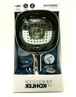 KOHLER Handheld Shower Combo Kit 5-Spray Magnetic Docking Po