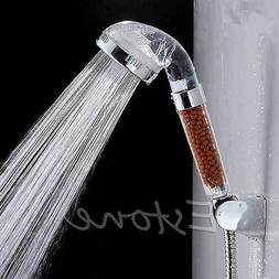 Healthy ION Shower Head Water Ionizer Filter Bathroom Tool S