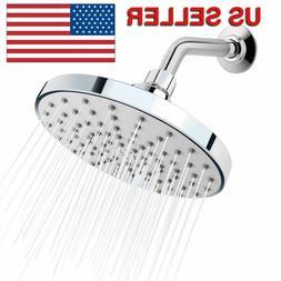 High Pressure Rain Shower Head Easy Tool Free Installation M