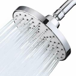 High Pressure Rainfall Shower Head - Stainless Steel Round C