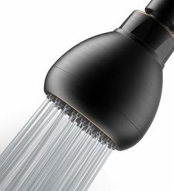 WASSA High Pressure Shower Head - 3 Inch Anti-clog&leak Show