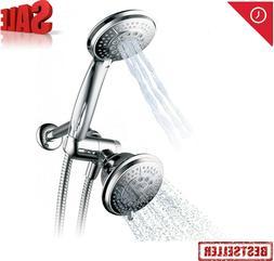 Hydroluxe 1433 Handheld Showerhead and Rain Shower Combo. Hi