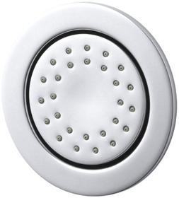 KOHLER K-8013-CP WaterTile Round 27-Nozzle Body Spray, Polis