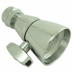 Kingston Brass K131A1 1.75 Inch Diameter Brass Shower Head -