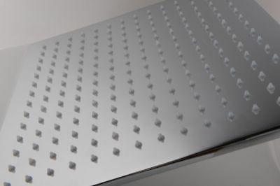10 Inch LED Handheld 6 Body Sprays Faucet Set System