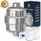 12-Stage Shower Water Filter-Shower For Hard Water-Shower Wa
